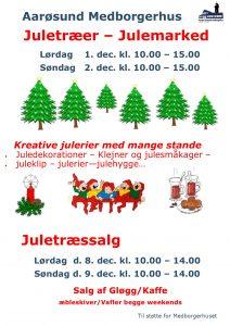 Julemarked 2018 i Aarøsund