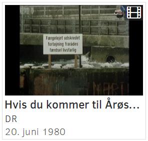 hvis du kommer til aarøsund juni 1980 video