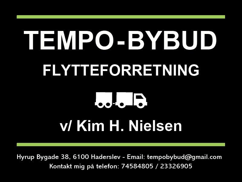Tempo bybud flytteforretning i Haderslev