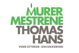 Murer mestrene Thomas Hans sponsor af Aarosund.dk
